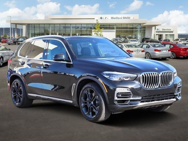 New 2019 BMW X5 xDrive50i SAV Medford, OR