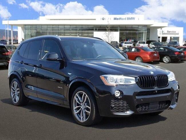 Used 2016 BMW X3 xDrive35i SAV Medford, OR