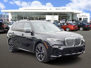 New 2019 BMW X7 xDrive40i SUV Medford, OR
