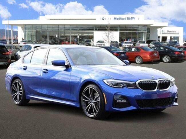 New 2019 BMW 330i xDrive Sedan Medford, OR