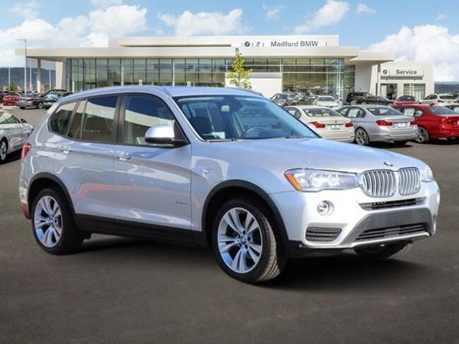 Used 2016 BMW X3 xDrive28i SAV Medford, OR