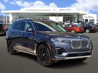 New 2019 BMW X7 xDrive40i SUV Medford, OR