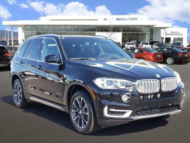 Used 2018 BMW X5 xDrive35i SAV Medford, OR