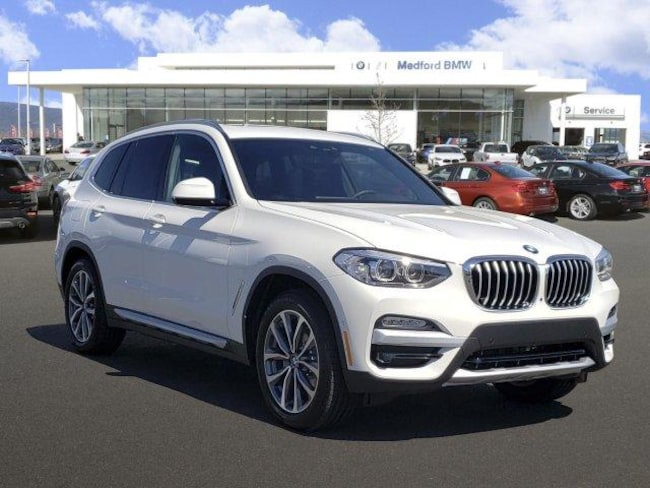 New 2019 BMW X3 xDrive30i SAV Medford, OR