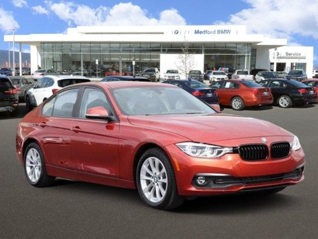 Used 2018 BMW 320i xDrive Sedan Medford, OR