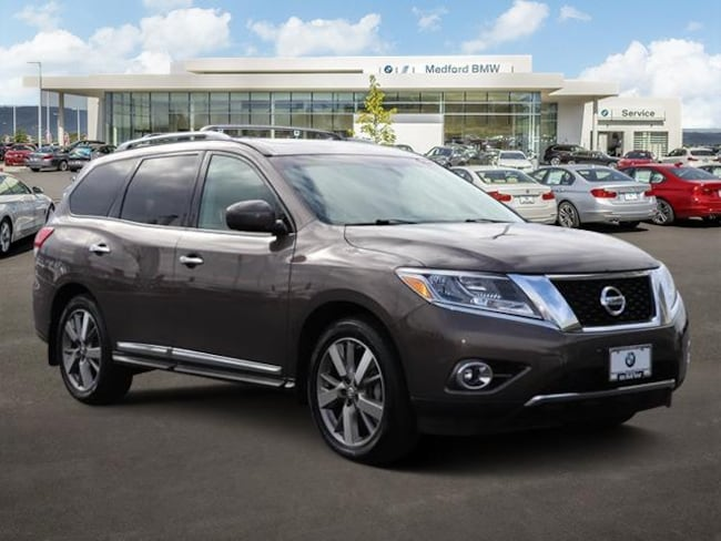 Used 2015 Nissan Pathfinder Platinum SUV Medford, OR