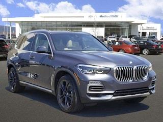 New 2019 BMW X5 xDrive50i SAV Medford, OR
