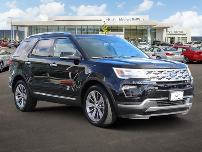 Used 2018 Ford Explorer Limited SUV Medford, OR