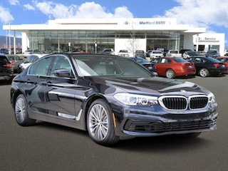 New 2019 BMW 540i xDrive Sedan Medford, OR