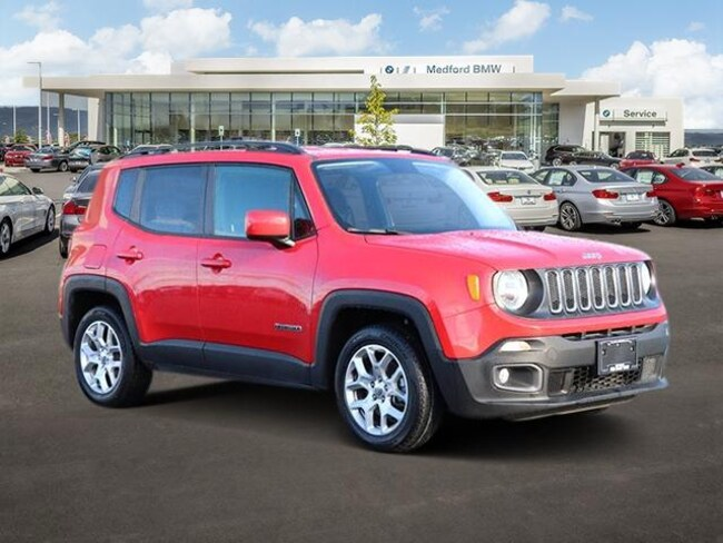 Used 2017 Jeep Renegade Latitude FWD SUV Medford, OR