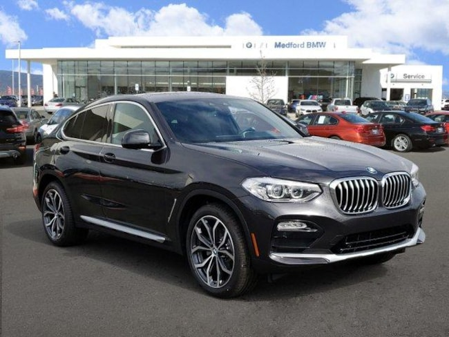 New 2019 BMW X4 xDrive30i Sports Activity Coupe Medford, OR