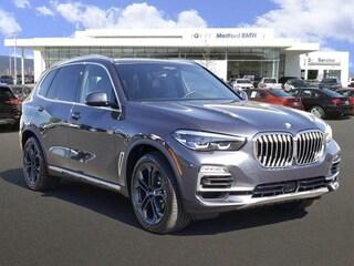 New 2019 BMW X5 xDrive40i SAV Medford, OR