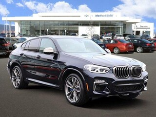 New 2019 BMW X4 M40i Sports Activity Coupe Medford, OR