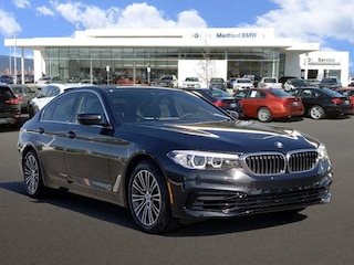 New 2019 BMW 540i Sedan Medford, OR