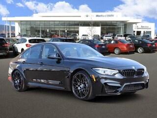 New 2018 BMW M3 Sedan Medford, OR