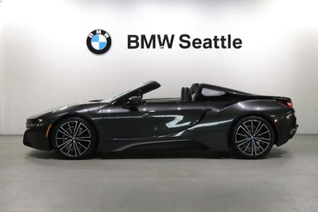 2019 Bmw I8 Convertible Sophisto Grey W Frozen Grey For