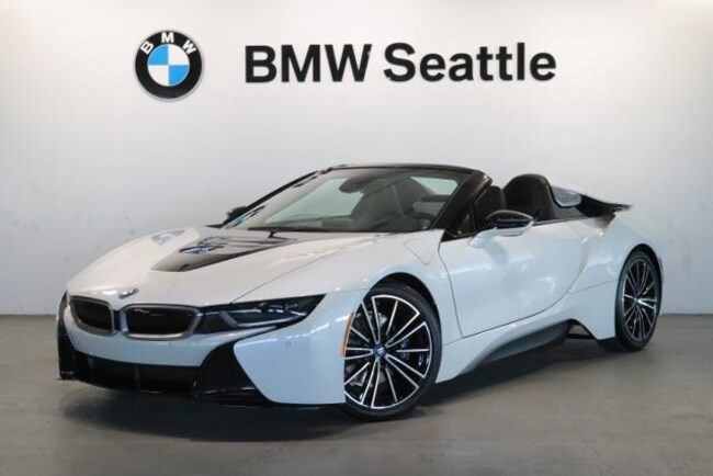 New 2019 BMW i8 Convertible Seattle, WA