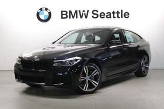 New 2019 BMW 640i Gran Turismo Seattle, WA