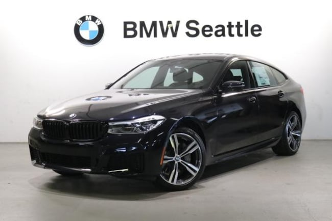 New 2019 BMW 640i Gran Turismo Seattle, WA
