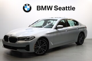 New 2021 BMW 530i Sedan Seattle, WA
