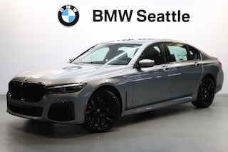New 2021 BMW 740i Sedan Seattle, WA