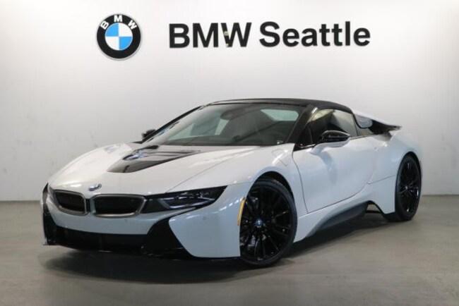 New 2019 BMW i8 Convertible Seattle, WA