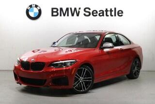 New 2019 BMW M240i Coupe Seattle, WA