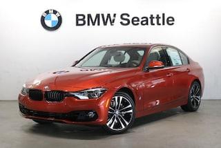 New 2018 BMW 330e Sedan Seattle, WA