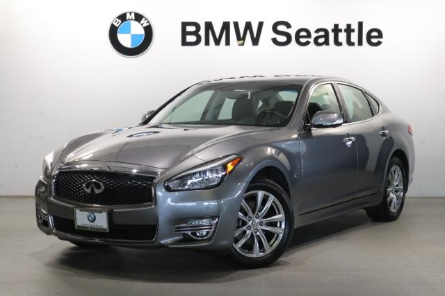 Used 2015 INFINITI Q70 3.7 Sedan Seattle, WA