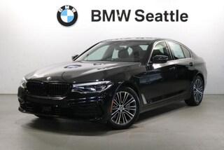 New 2019 BMW 540i Sedan Seattle, WA