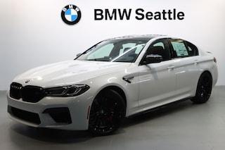 New 2021 BMW M5 Sedan Seattle, WA