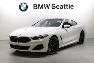 New 2019 BMW M850i Coupe Seattle, WA