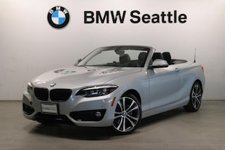 Certified Pre-Owned 2018 BMW 230i xDrive Convertible Seattle, WA