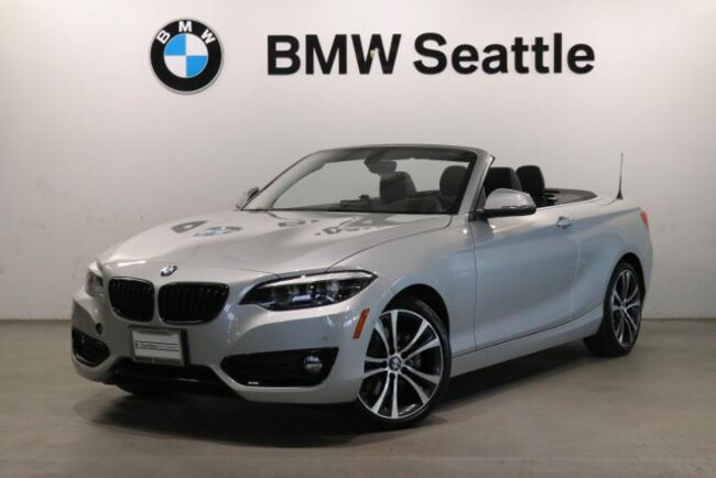Used 2018 BMW 230i xDrive Convertible Seattle, WA