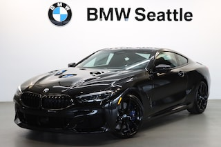 New 2021 BMW M850i Coupe Seattle, WA