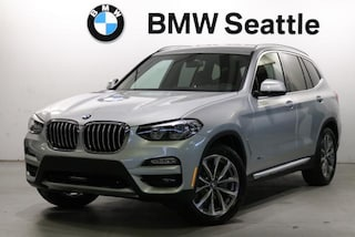 New 2018 BMW X3 SAV Seattle, WA
