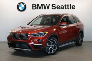 New 2019 BMW X1 SUV Seattle, WA