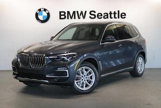 New 2019 BMW X5 SAV Seattle, WA