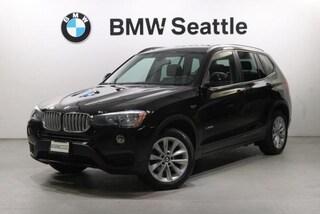 Certified Pre-Owned 2016 BMW X3 xDrive28i SAV Seattle, WA