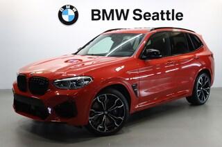 New 2021 BMW X3 M SAV Seattle, WA