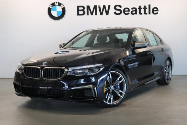 2019 BMW M550i Sedan
