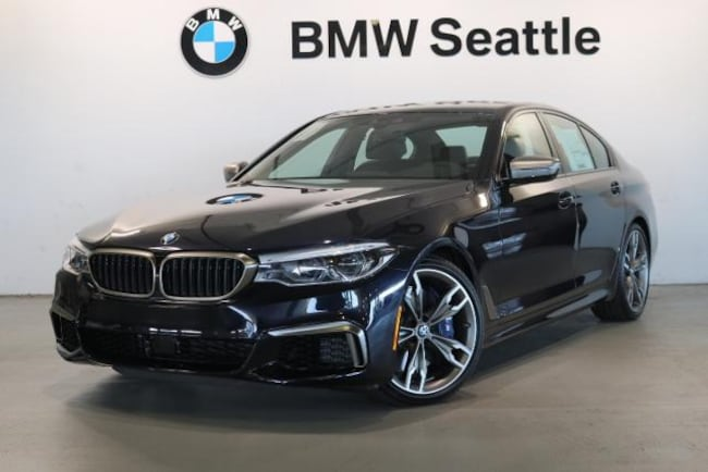 New 2019 BMW M550i Sedan Seattle, WA