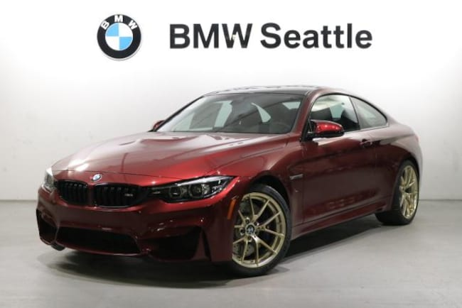 New 2019 BMW M4 Coupe Seattle, WA