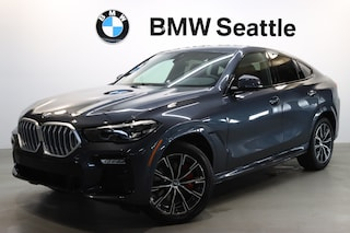 New 2021 BMW X6 Sports Activity Coupe Seattle, WA