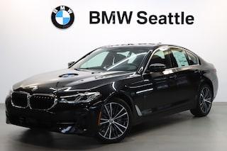 New 2021 BMW 540i Sedan Seattle, WA