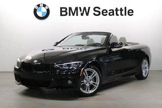 New 2019 BMW 440i Convertible Seattle, WA