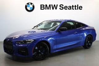 New 2021 BMW 430i Coupe Seattle, WA