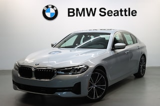 New 2021 BMW 530e Sedan Seattle, WA