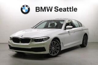 New 2019 BMW 530i Sedan Seattle, WA
