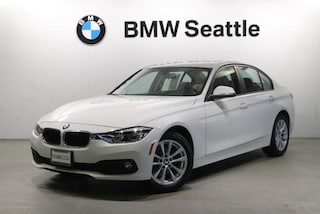 Certified Pre-Owned 2018 BMW 320i xDrive Sedan Seattle, WA